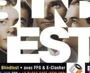 Flyers Animations #Blindtest / Quelques flyers des soirées #blindtest que nous animons par ailleurs à titre associatif, avec la FOB (Fédération Officielle de Blindtest), asso 1901 de promotion du blind test de qualité, fondée en 2009 à Lyon. www.fedeblindtest.org
