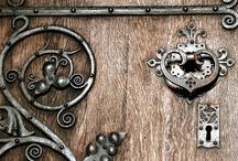 Keys, Locks, Handles, Knobs & Knockers / by Debbie Barr