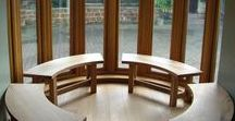 Bespoke Wooden Furniture / Furniture that we've made for our clients ~~~ You're welcome to re-pin our images ~~~~  www.merrinjoinery.com