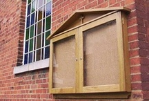 Oak Notice Boards / Church Notice Boards. Parish Council Notice Boards. Museum Notice Boards, Hardwood Notice Boards, Borough Council Notice Boards. Honour Boards. ~~~~~~ Merrin Joinery makes notice boards. We have a standard range, but you can also take inspiration from the range here. ~~~~~~~~~