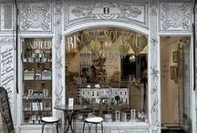 Shop Fronts / Shops, pubs, tea rooms, museums, cafes......   Joinery that gives shop fronts the wow factor.