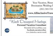 Who is Travel Hut Wendi? / I help overworked professionals who need to escape the chaos & reconnect w/loved ones in a fabulous beach setting.   Want to reconnect with special people? A romantic, best friend or family getaway, special birthday, honeymoon, anniversaries, reunions or destination wedding?  I understand needs & visions of special getaways. I spend a lot of time in destinations & know what makes resorts great.  What kind of celebration can I plan for you?