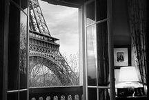 Visiter (Paris) / Paris le jour, Paris la nuit, sous le soleil ou sous la pluie, Paris sera toujours … Paris !  / by PAO