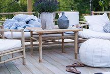 Outdoor space & garden