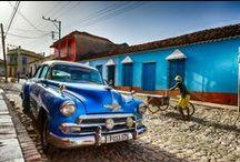 Cuba / Santiago de Cuba. Trinidad. Havana