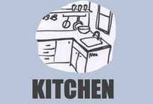 TINY House Kitchens / Kitchen and storage ideas for small homes. Look also my other Tiny House boards.