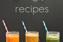 Juicing and Drinks / Blend, ferment, culture. All things deliciously nourishing, healing, and drinkable