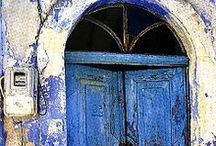 Home Sweet Home - Portes / by PAO