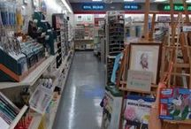 Shop Local - Crafts & Hobbies / Craft and hobby shops around the Buffalo, NY and Western NY area.