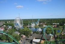 Buffalo Amusement Parks / Check out some of the fun theme parks that we have to offer!