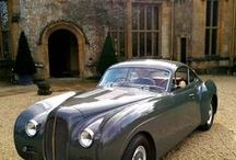 Classic Cars / Old houses deserve to be treated sympathetically, just like classic cars. Love you home. Love your car.