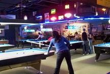 Billiard Halls of Buffalo / Stop in and play pool at some of our great Buffalo Billiard Halls!