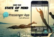 << Share Your State of Mind >> / Send imaged Calls or Messaged to share your mood with your friends.