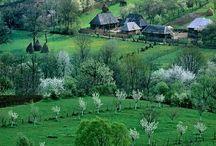 Romania / Dulce Romanie,tara mea de glorie!