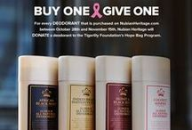 Special Offers / Pamper yourself with special offers from Nubian Heritage.