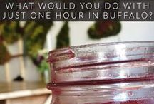 One Hour in Buffalo / What Would You Do with Just One Hour in Buffalo? by Haleigh Dano for Buffalo City Life