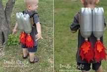 Toddler Fancy Dress Costumes / The place for toddler fancy dress and costume making ideas for various holidays such as Halloween, Christmas and Easter.