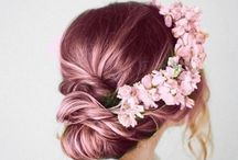 Beauty stuff / A lot of hair styles, makeup looks and beauty
