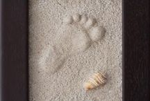 Prints / Art/craft with fingerprints, handprints or footprints