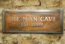 Man cave staff