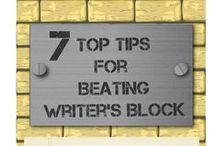 Writer's Block / For writers on the brink of a great idea! / by UNR Writing Center