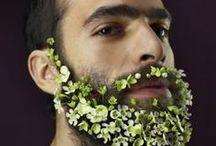Les hommes fleuris ! / Un homme+ Une fleur = Que du bonheur!