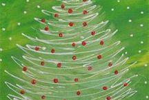Kerst / knutselideeën voor kinderen