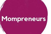 Mompreneurs / Mompreneur = Mutter + Entrepreneur Ein Berufsbild mit Zukunft und Vorbildcharakter. Über Vereinbarkeit und Familie