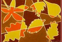 Herfst / knutselen