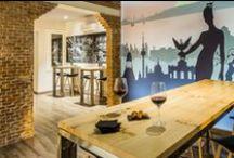 Ingenia Contract Proyectos / Imágenes de mobiliario e instalaciones realizadas por Ingenia Contract