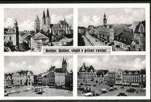 Kolín ve staré fotografii