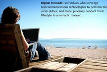 Digital Nomads / Pictures and posts about the life of a digital nomad