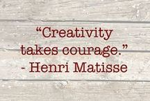 Creativity / All things creative!
