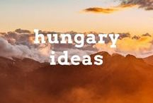 Hungary Travel Ideas / Travel post, articles and destination ideas for visiting Hungary