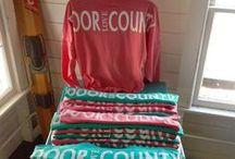 Door County Clothing Collection / Door County Spirit Jersey's, Door County Apparel