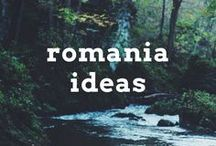 Romania Travel Ideas / Travel post, articles and destination ideas for visiting Romania