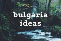 Bulgaria Travel Ideas / Travel post, articles and destination ideas for visiting Bulgaria in Europe including the Black Sea coast