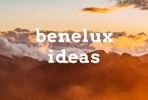 Benelux Travel Ideas / Travel post, articles and destination ideas for visiting the western European countries of Belgium, Netherlands and Luxembourg