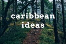 Caribbean Travel Ideas / Travel post, articles and destination ideas for visiting the Caribbean Islands and Coast, including Cuba, Aruba and St Lucia