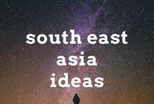 South East Asia Travel Ideas / Travel post, articles and destination ideas for visiting South East Asia including Thailand, Vietnam and Indonesia