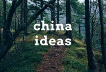 China Travel Ideas / Travel post, articles and destination ideas for visiting China
