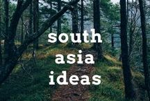 South Asia Travel Ideas / Travel post, articles and destination ideas for visiting South Asia, including India, Sri Lanka, Nepal, Bhutan and Bangladesh