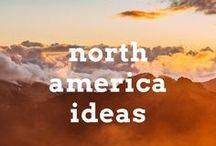 North America Travel Ideas / Travel post, articles and destination ideas for visiting North America, including USA, Canada, Hawaii, Alaska