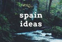 Spain Travel Ideas / Travel post, articles and destination ideas for visiting Spain, including Madrid, Barcelona, Seville, Mallorca and the Canary Islands