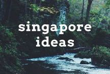 Singapore Travel Ideas / Travel post, articles and destination ideas for visiting the small South East Asian country of Singapore