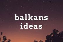 Balkans Travel Ideas / Travel articles, stories and tips for visiting the countries of the Balkans including Croatia, Serbia, Bosnia Herzegovina, Albania, Montenegro and the Rep. of Macedonia