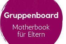 Gruppenboard Motherbook / Unser Motherbook Gruppenboard für euch! Hier findet ihr alles zum Thema Mütter, Eltern, Familie, Babys, Wochenbett, Matrisophie, Kinder uvm!  Möchtest du mitpinnen?  Folge uns und schreibe uns eine Pn! Viel Spaß :)
