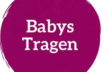 Babys Tragen / Über das Tragen von Babys, Tragehilfen, Babytücher, Babytragen. Und wie wichtig die Bindung zwischen Kinder und Eltern ist.