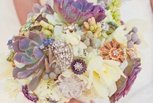 To have and to hold! Romantic Bridal Bouquet's that inspire me! / Bridal Party Floral that inspires my work!