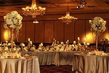 Reception Decor designed by Lana with Fairbanks Florist